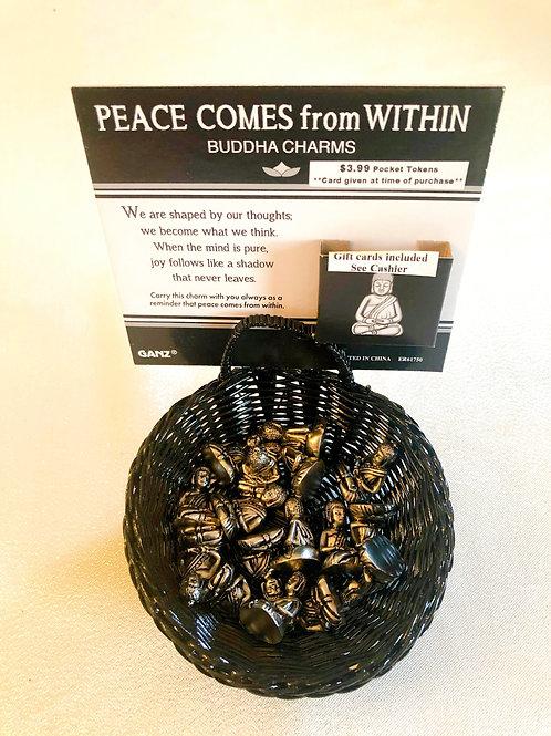 Buddha Pocket Charm