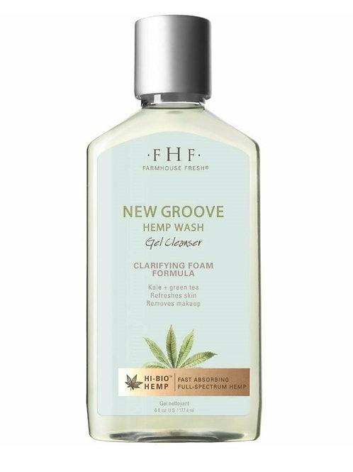 New Groove Hemp Wash