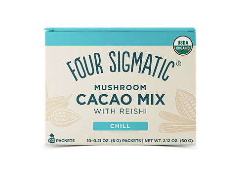 Mushroom Cacao Mix with Reishi
