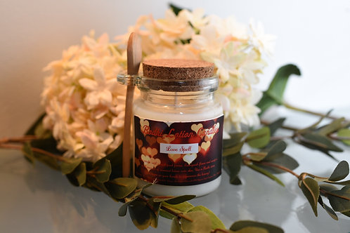 Love Spell Body Candle