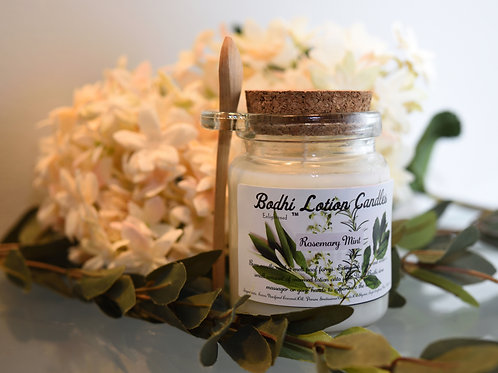 Rosemary Mint Body Candle