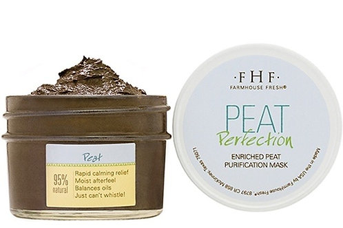 Peat Perfection Enriched Purification Mask