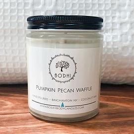 pumpkin pecan waffle coco wax candle.jpe