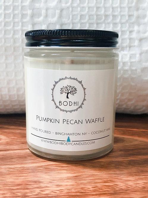 Pumpkin Pecan Waffle Coconut Wax Candle