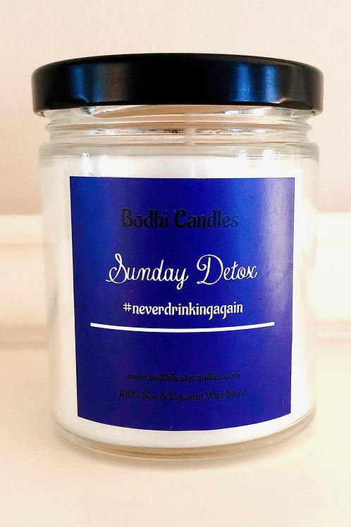 Sunday Detox Candle