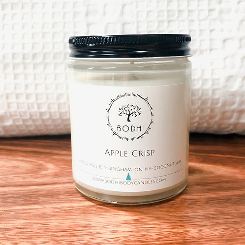 Apple Crisp Apricot Wax Candle