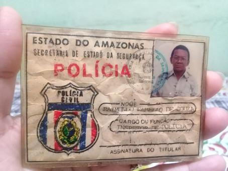 Departamento Social do SINPOL-AM entrevista: Raimundo Rabelo Souza
