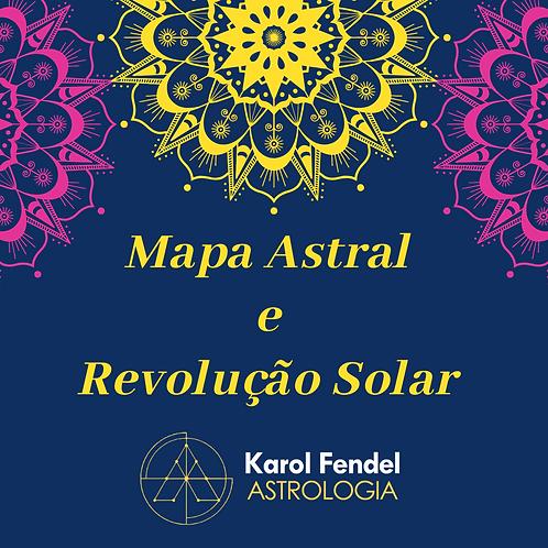 Mapa Astral ou Revolução Solar