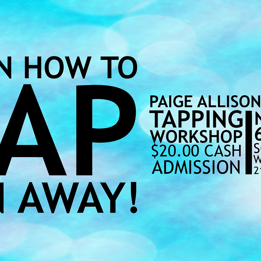 Tapping Workshop