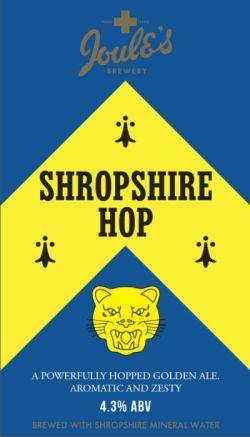 Shropshire Hop 4.3%abv