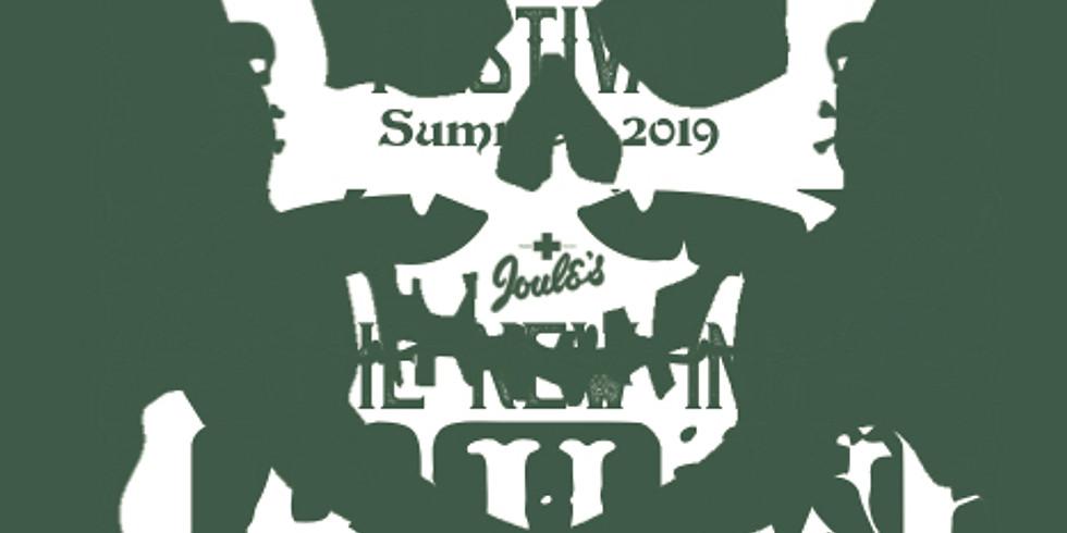 The New Inn Rum Festival
