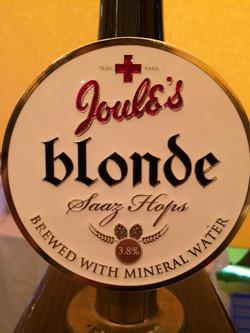 Joule's Blonde 3.8%ABV