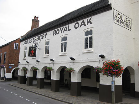Royal Oak Eccleshall
