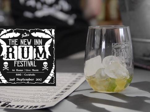 The New Inn Rum Fest 2018