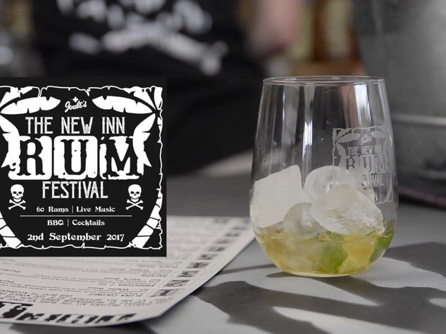 The New Inn Rum Fest 2018