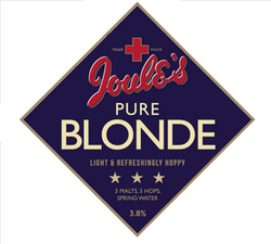 Joules Brewery - Blonde