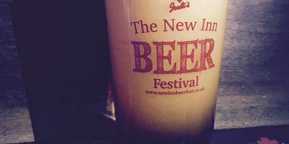 The New Inn Beer Festival (1)