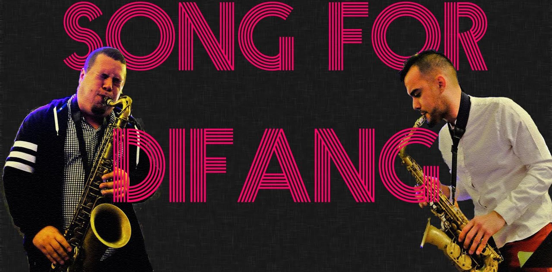 THOMAS ALLAIN & CARLOS VIZOSO with JOSÉ VALENTINO — Song for DiFang (Kenny Garrett)