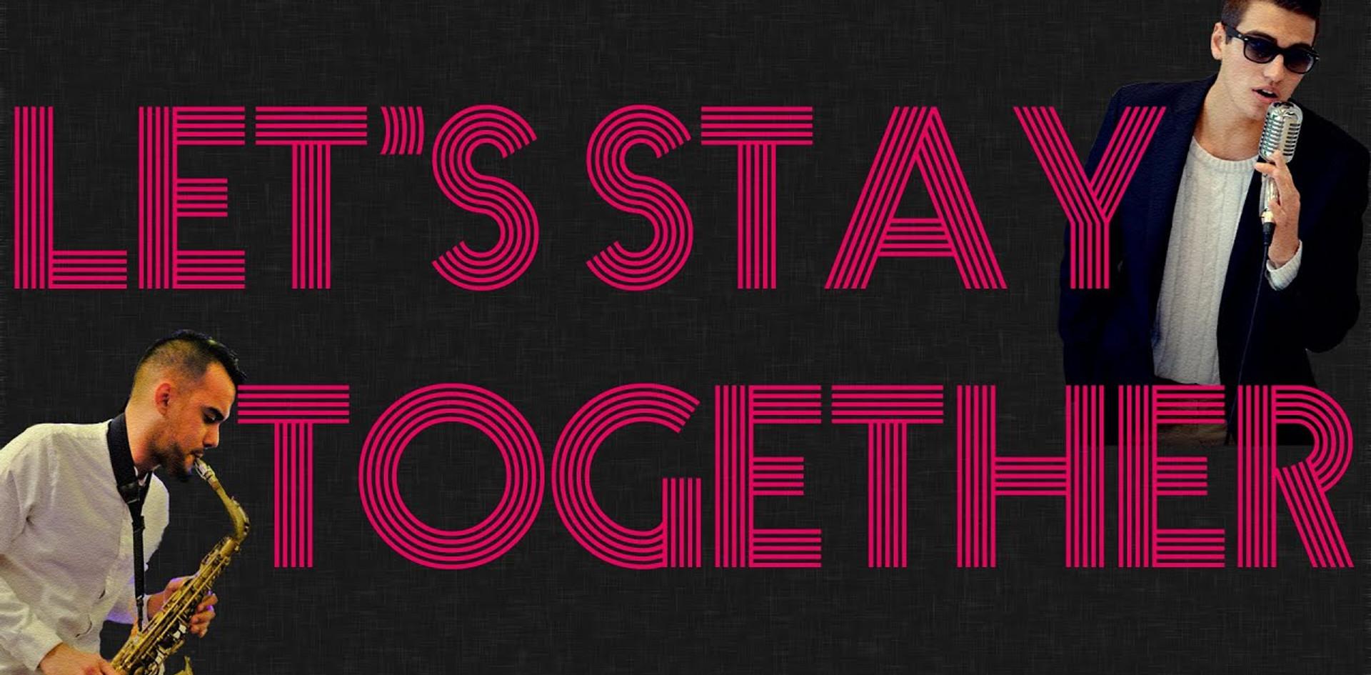 THOMAS ALLAIN & CARLOS VIZOSO — Let's Stay Together (Al Green)