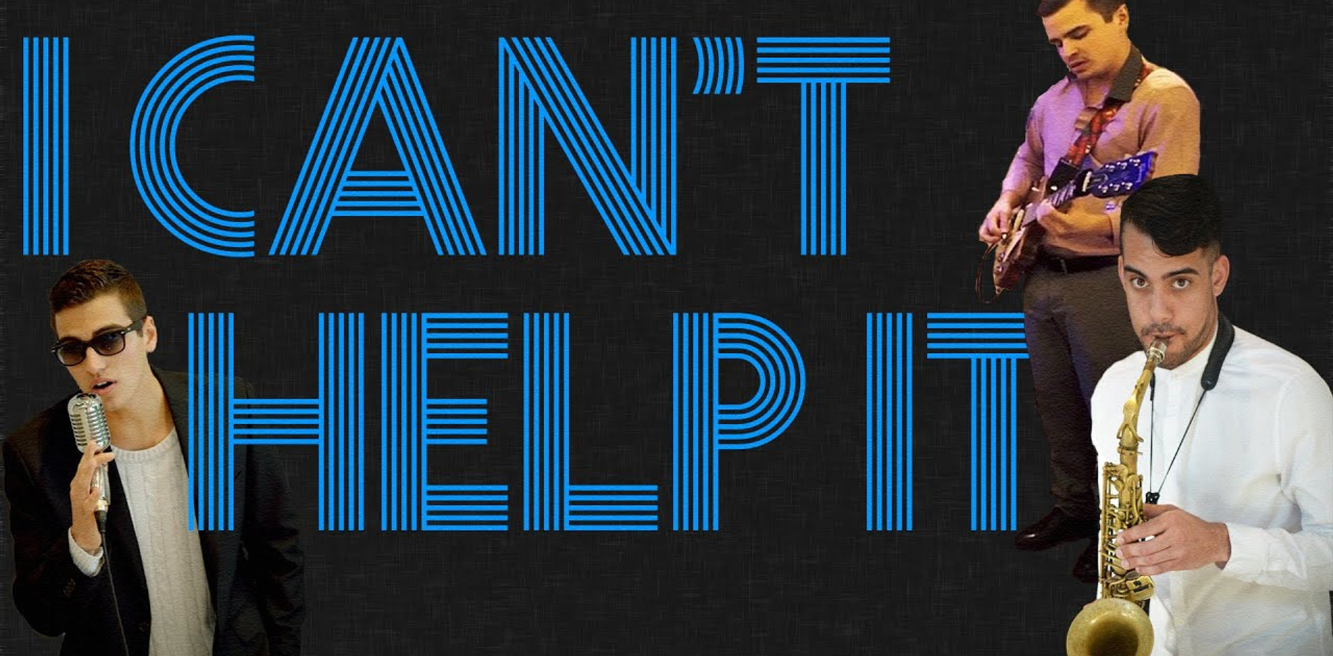 THOMAS ALLAIN & CARLOS VIZOSO — I Can't Help It (Michael Jackson)