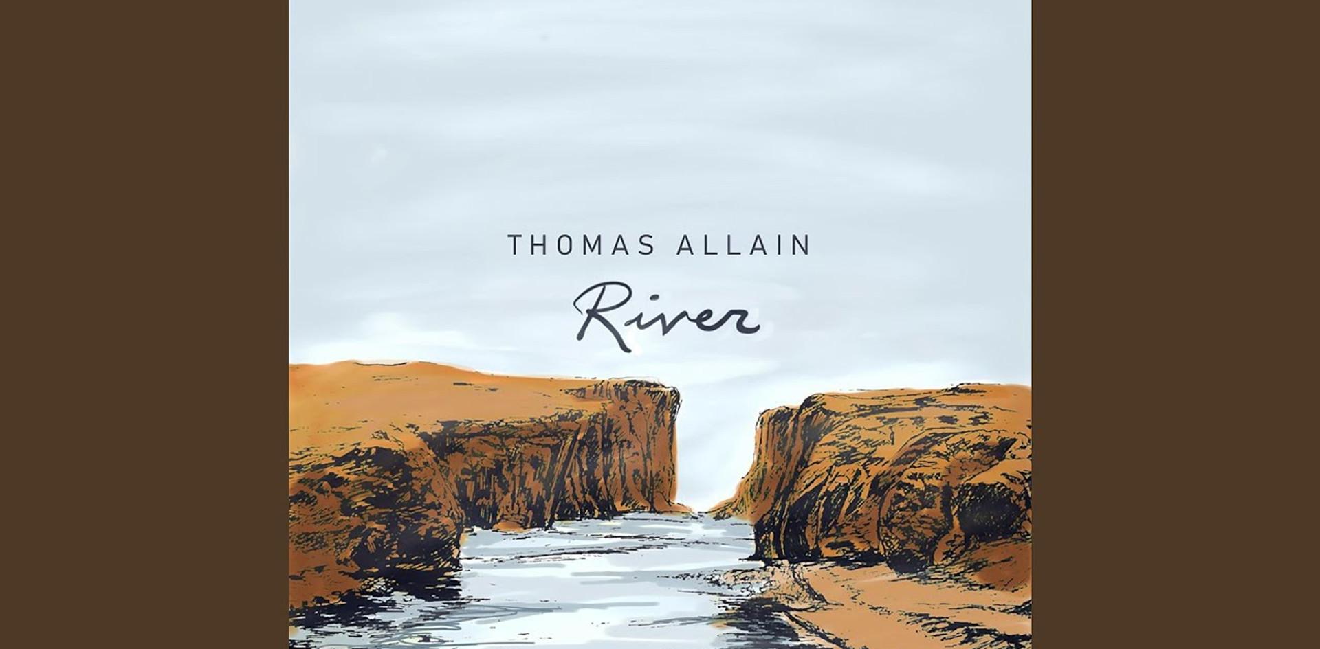 THOMAS ALLAIN — River (original)