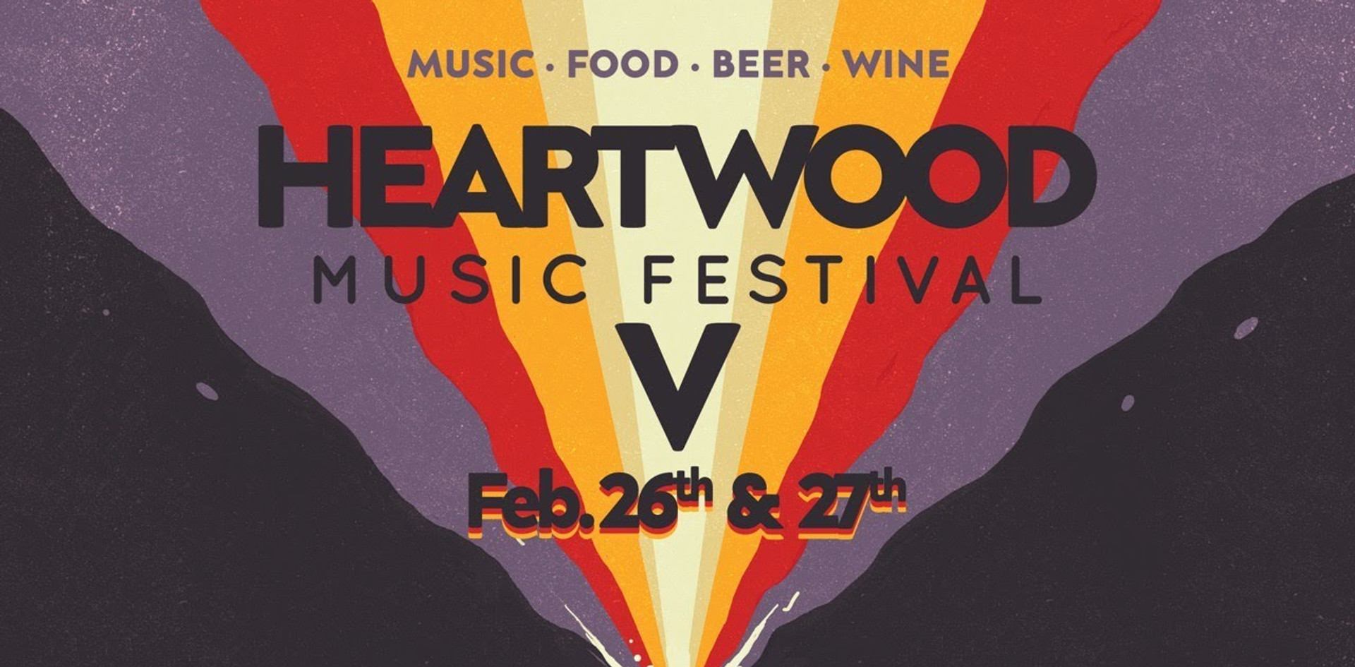 The Late Night Losers at Heartwood Music Festival V