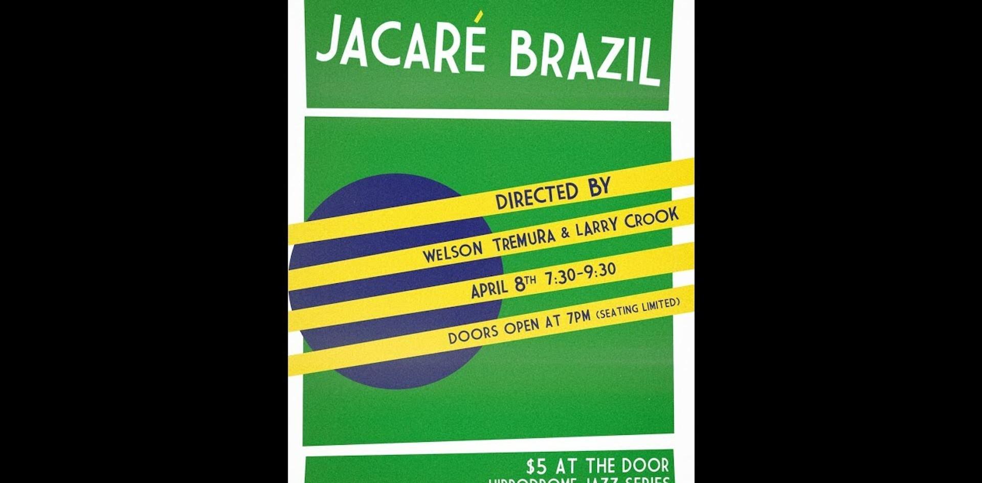Jacaré Brazil feat. Thomas Allain // The Girl From Ipanema