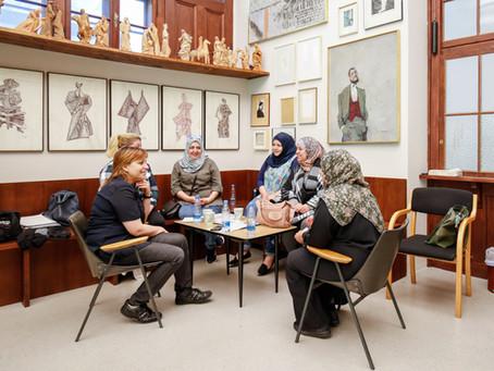 Razstava v Slovenskem etnografskem muzeju 24.6. - 6.7. 2020