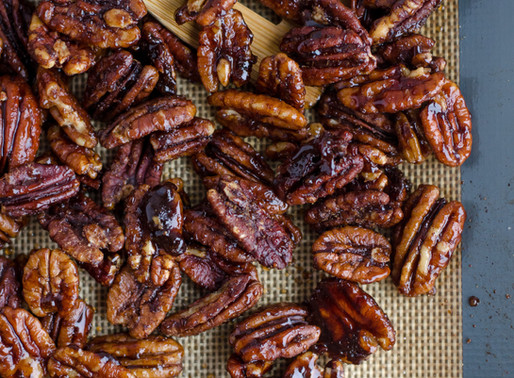 Texan Kahuna Cracking Pecans