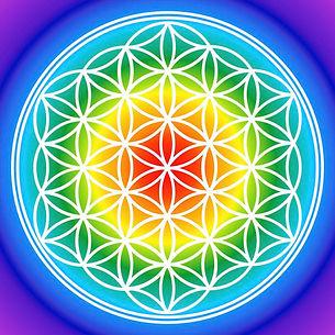 geometria sagrada da sua alma padrão ge
