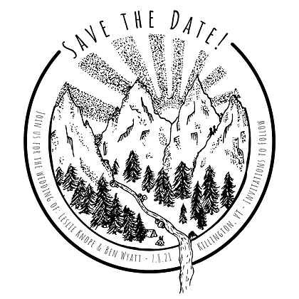 Save the Date - In the Wilderness