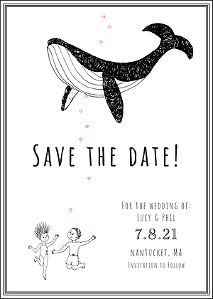 Save the Date - Lovely Swim