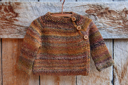 October Baby Sweater