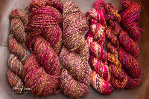 """MINI SKEINS"" Mixed Weights/Fibers"