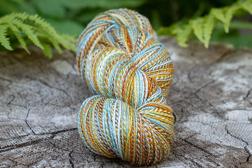 "Fingering Weight Superwash Merino""Chapeau"""
