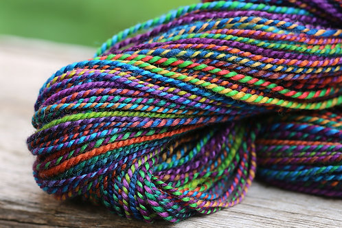 """Light Worsted Weight BFL""""Storm's End"""""""
