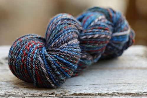 """Bulky Weight Mixed BFL """"Red Spark"""""""