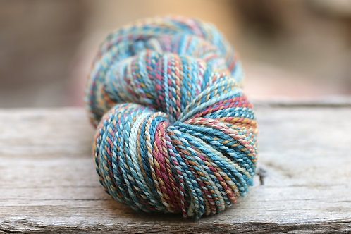 "Worsted Weight Polwarth ""Muse"""