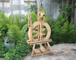 Birdseye Maple/Walnut wheel Maitri.