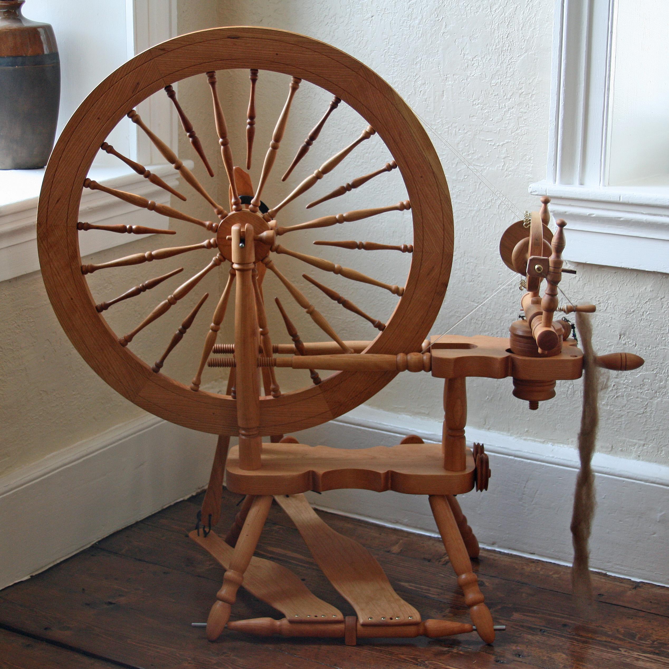 Jensen Ashley Cherry Wheel