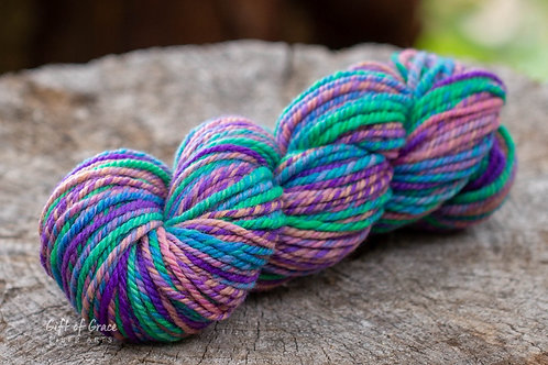 "Aran Weight Falkland ""Happy Birthday"""