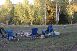 Manti Canyon Camping Trip Aug. 2016