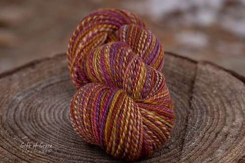 "Light Worsted Weight Falkland ""Demeter"""