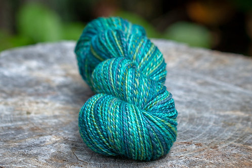 "DK Superwash Merino""April Showers"""