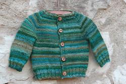 Makena Baby Sweater