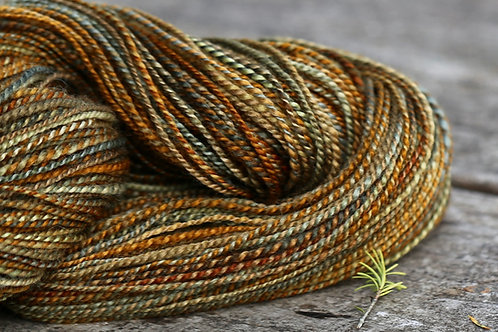 """Light Worsted Weight BFL """"Cave at Hug Point"""""""