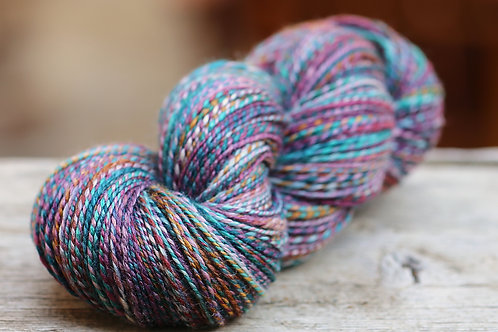 "Sport Weight Merino/Silk (50/50) ""Satori"""