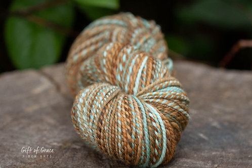 """Worsted Weight Polwarth  """"Way Out West"""""""