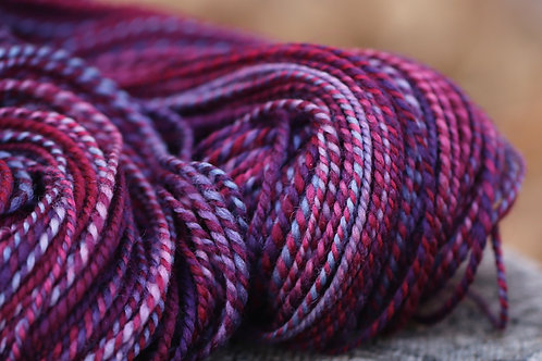 "Light Worsted Weight Falkland ""Enchantress"""