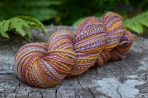 "Worsted Weight Polwarth ""Perseids"""